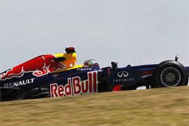 Формула-1. Ред Булл и новые правила