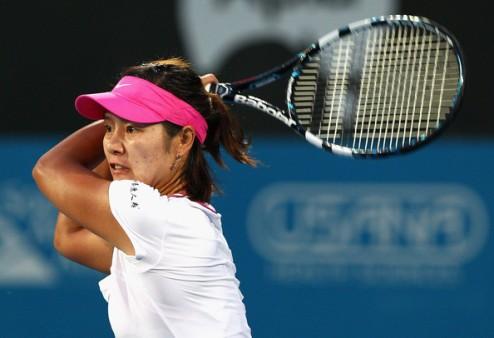 Шэньчжэн (WTA). На Ли и Никулеску в полуфинале
