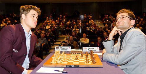 Шахматы. Рейтинг ФИДЕ: Карлсен — первый, Иванчук — тринадцатый
