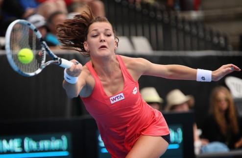 Окленд (WTA). Радваньска и Викмайер разыграют титул