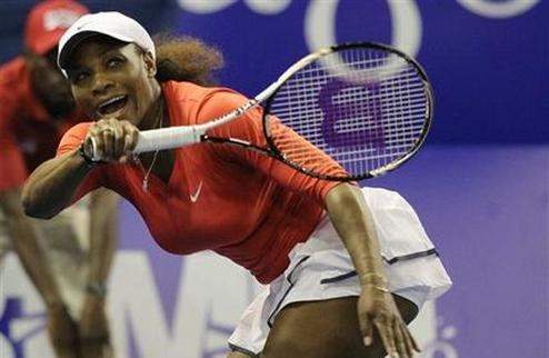 Брисбен (WTA). Серена Уильямс без борьбы выходит в финал
