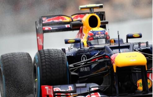 Формула-1. Ред Булл может пропустить тестовый заезд