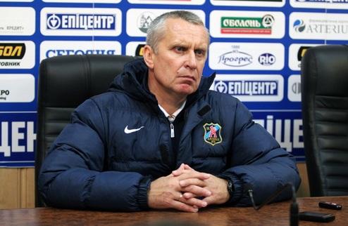 Кучук и Семин поспорят за тренерское кресло Кубани