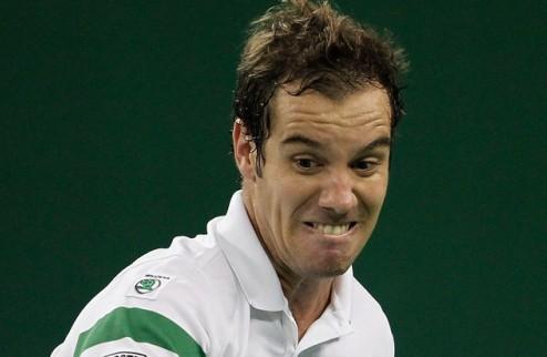 Гаске выиграл турнир в Дохе