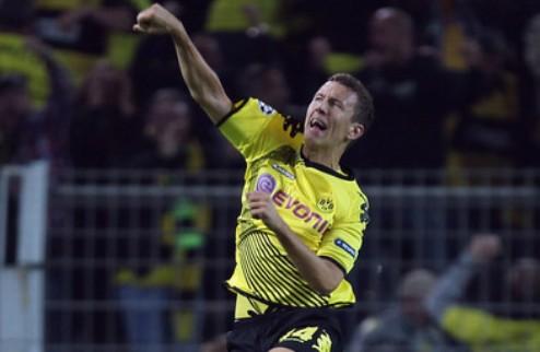 Перишич продолжит карьеру в Вольфсбурге