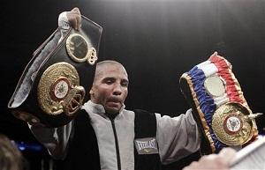 Чемпионские манипуляции WBC в суперсреднем весе