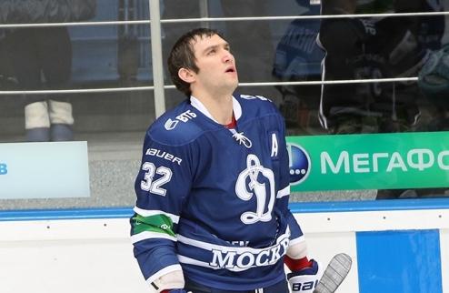 Овечкин, Бэкстрем и Комаров вызваны в НХЛ