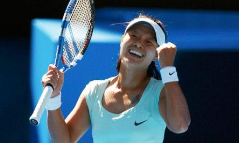 Сидней (WTA). На Ли и Кербер идут дальше
