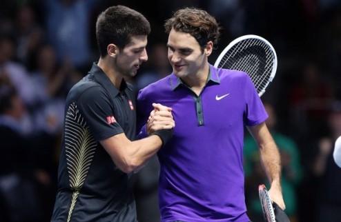 "Федерер: ""Джокович — фаворит Australian Open"""