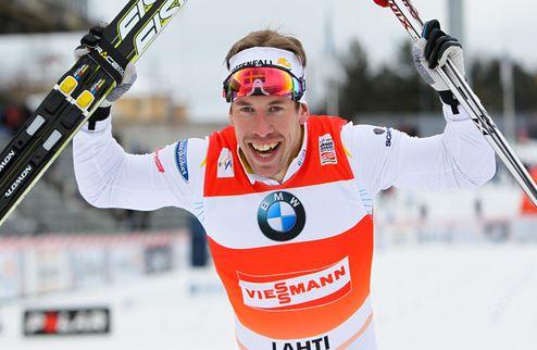 """Лыжные гонки. Йонсон: """"Я доволен началом сезона"""""""