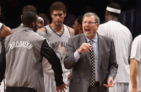 НБА. Карлесимо будет работать с Бруклином до конца сезона
