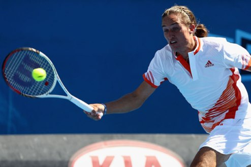 Жеребьевка Australian Open. Свитолина — Кербер, Долгополов — Монфис