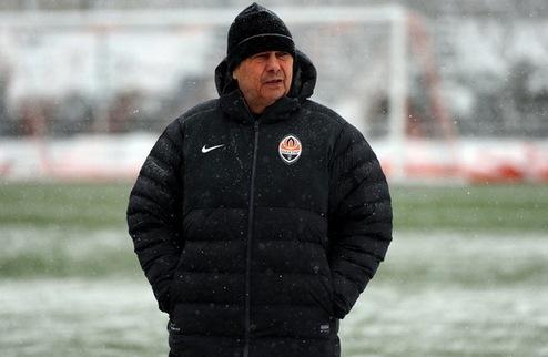 """Луческу: """"Пока мы нуждаемся во всех игроках, которые есть у нас в наличии"""""""