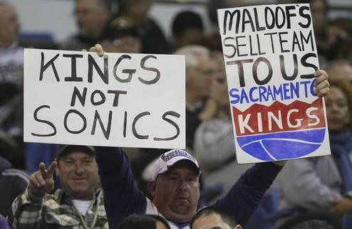 НБА. СМИ: Семья Малуф продала Сакраменто Кингз за 525 млн долларов