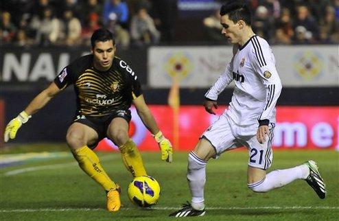 Реал не выиграл у Осасуны, Валенсия одолела Севилью