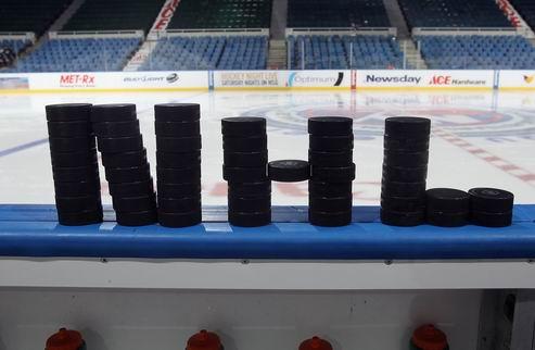 НХЛ. 12 игроков проголосовали против Коллективного соглашения