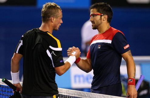 Australian Open. ������ �� ������ ����� ������������, �������� ������� ������