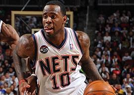 НБА. Нетс подписывают Джеймса