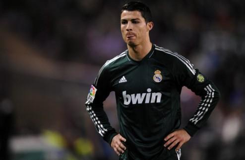 Роналду: отработаю свой контракт с Реалом до конца