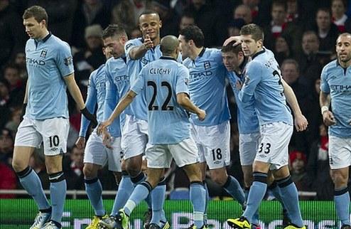 Арсенал, МЮ, Тоттенхэм и Ливерпуль объединяются против Ман Сити и Челси