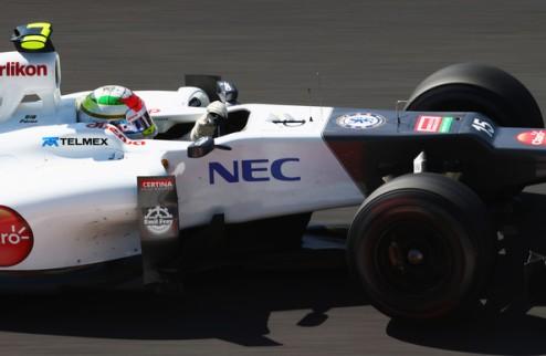 Формула-1. Заубер обновил контракт с одним из спонсоров