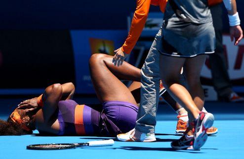 Australian Open. ������� ������ �������� � ��������, ��������� ����� ��������