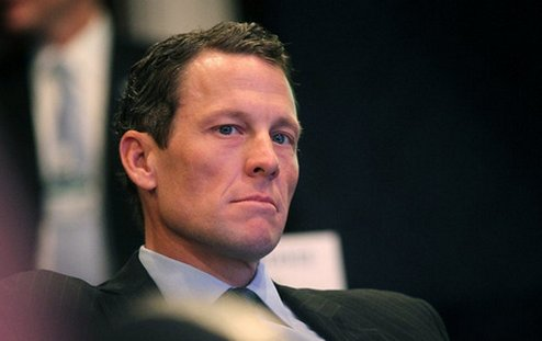 Велоспорт. Армстронг признался в употреблении допинга