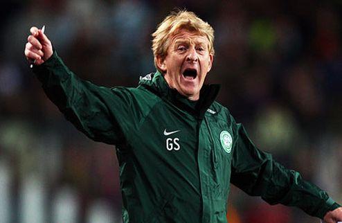 Стракан может возглавить сборную Шотландии