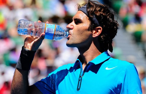 """Федерер: """"Матч прошел под моим тотальным контролем"""""""
