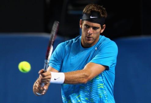 """Дель Потро: """"Хочу выиграть Australian Open"""""""