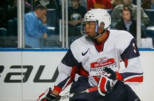 НХЛ. Драфт-2013: Сет Джонс лидирует в рейтинге проспектов