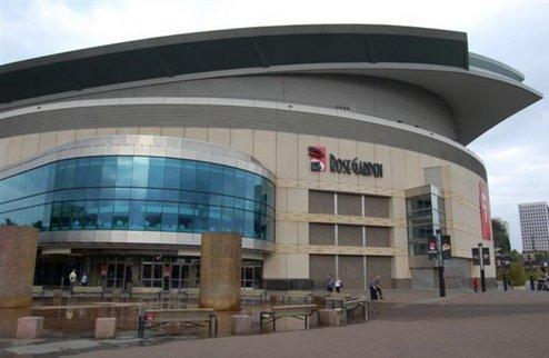 НБА. Портленд ищет спонсора для своей арены