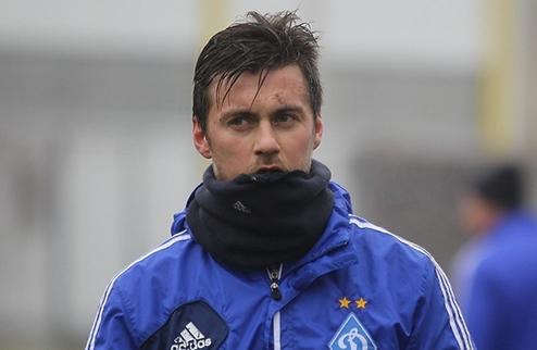 Милевский будет тренироваться и играть в Динамо-2