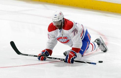 НХЛ. Монреаль далек от контракта с Саббеном