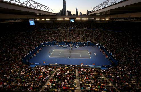 Australian Open. День 1-й. ФОТО