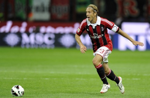 Милан: месяц без Амброзини