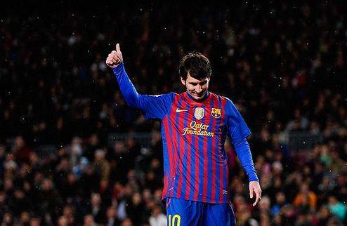 """Месси: """"Прекрасная игра Атлетико не дает нам возможности расслабиться"""""""
