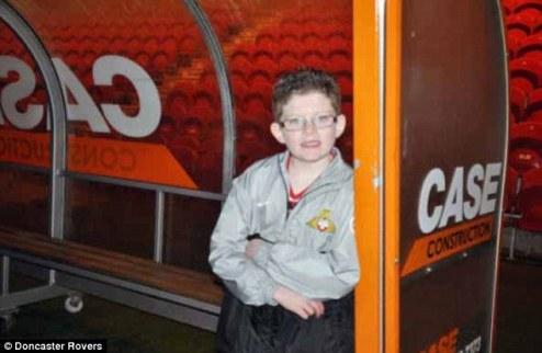 На ближайшем матче Донкастером будет руководить восьмилетний мальчик