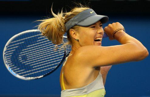 Australian Open. Шарапова разгромила В. Уильямс