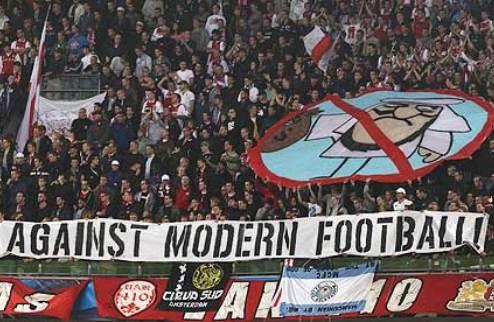 УЕФА оштрафовала Аякс