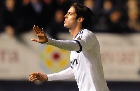 Реал хочет за Кака 25 млн евро