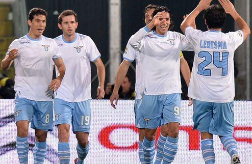 Ювентус разбивает Удинезе, Лацио оступается в Палермо