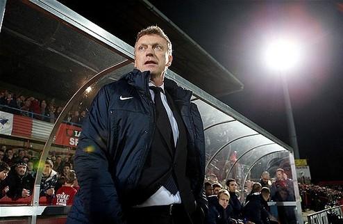 Мойес — главный претендент на тренерскую работу в Челси