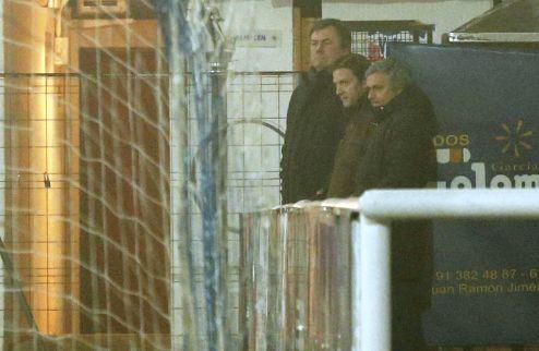 Моуриньо пожертвовал пресс-конференцией Реала ради тренировки сына