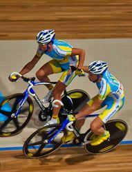 Велотрек. Украинцы снова берут серебро Кубка мира