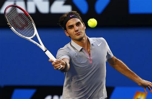 """Федерер: """"Ключевым фактором была хорошая игра на приеме подачи"""""""