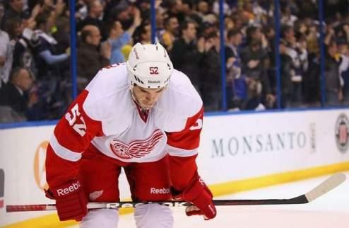 НХЛ. Эпидемия травм в Детройте