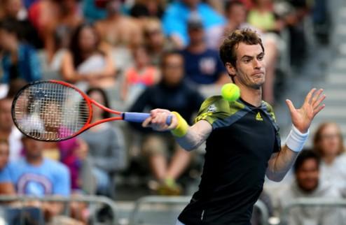 Australian Open. Маррей без проблем проходит в полуфинал