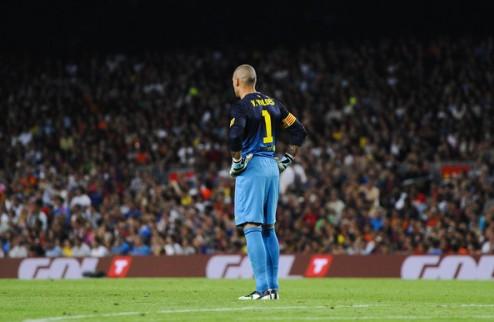 """Барселона дает Вальдесу время, чтобы """"одуматься"""""""