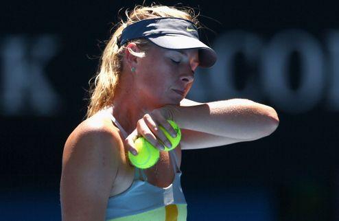Australian Open. На Ли разбивает надежды Шараповой